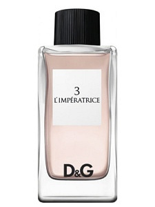 Dolce and Gabanna 3 L'imperatrice
