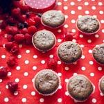 Przepis na FIT muffinki czekoladowe z bananem